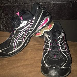 Woman's Asics Gel Frantic 4 Shoes Size 9.5